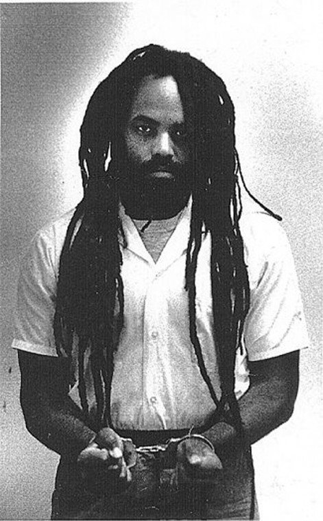 Mumia moved into the General Population