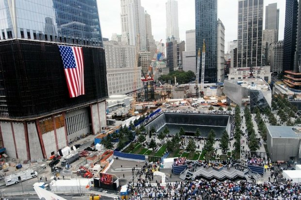 New York remembers 9/11- 10 years later