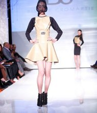 Emerging elegance for Fashion Week