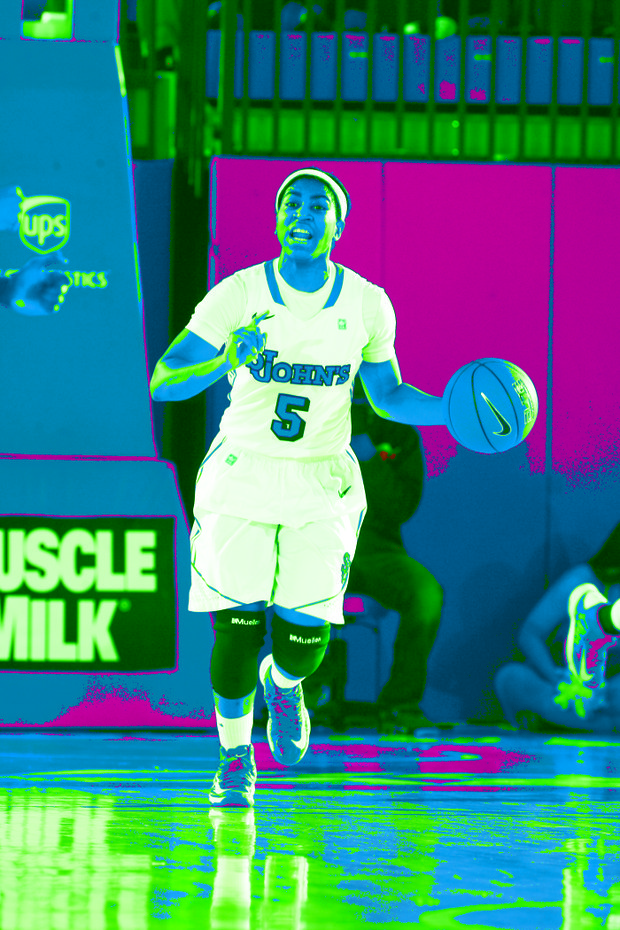 St. John's Athlete makes WNBA roster