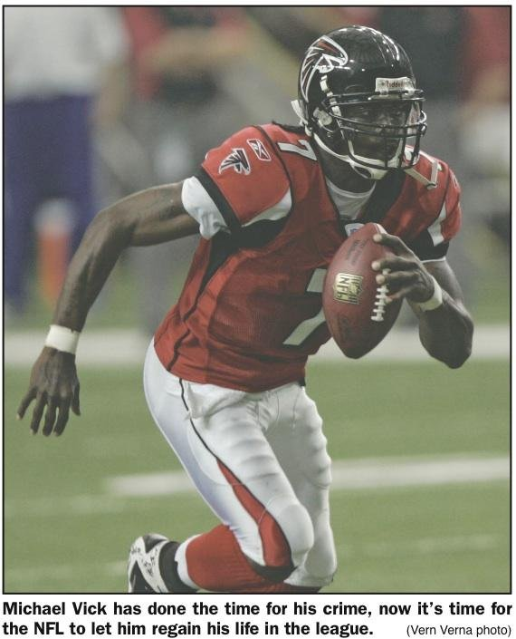 The unethical treatment of Michael Vick and Plaxico Burress