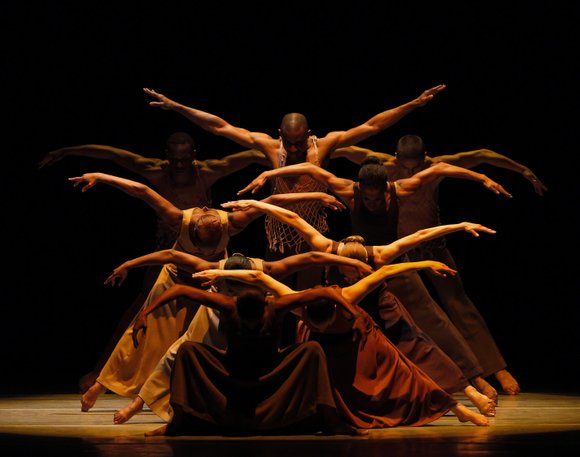 "This year marks the 50th anniversary of Alvin Ailey's iconic masterpiece ""Revelations"" and with Artistic..."