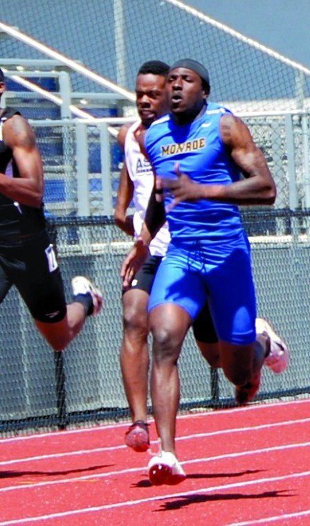 Monroe College wins first-ever district track championship