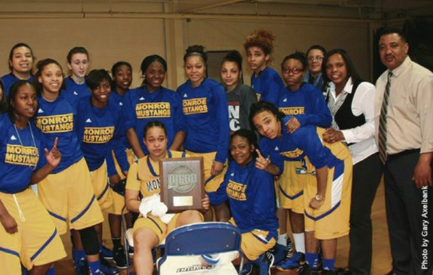 Monroe College women headed to 10th straight nationals