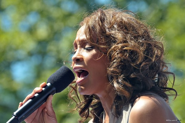 Whitney Houston laid to rest
