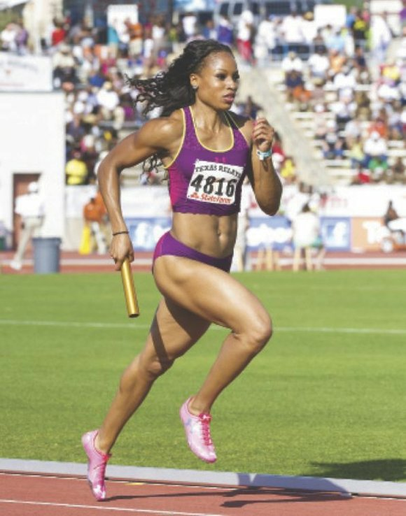 Natasha Hastings is an Olympic gold medal sprinter. The Brooklyn native won her gold medal during the summer of 2008 ...