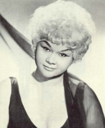 Etta James, the vocalist with the smoky, bold, bluesy voice that defied music genres on...