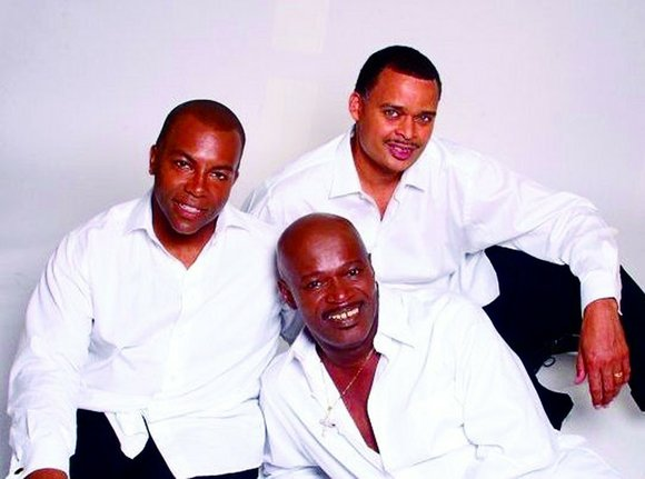 Legendary all-male R&B singing group Black Ivory wowed fans with their smooth moves, velvet voices...