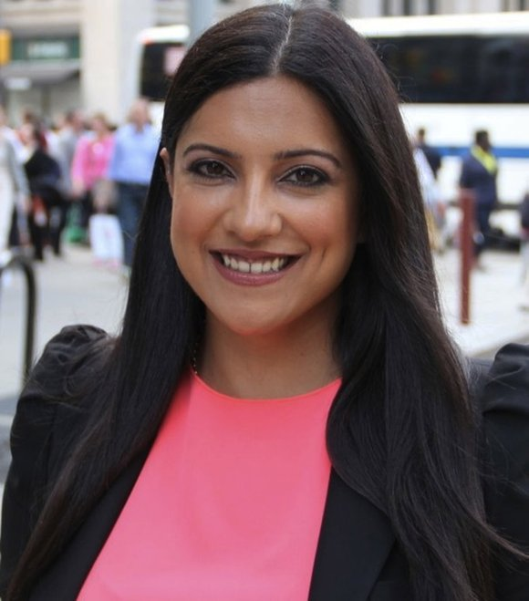 Reshma Saujani wants to be the next public advocate for the City of New York....
