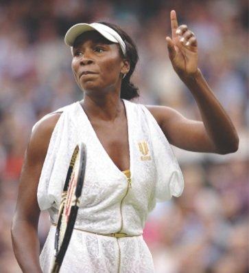 Wimbledon sister's act continues