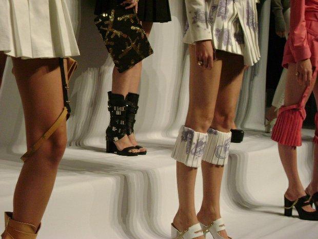 Concept Korea's fashion variety