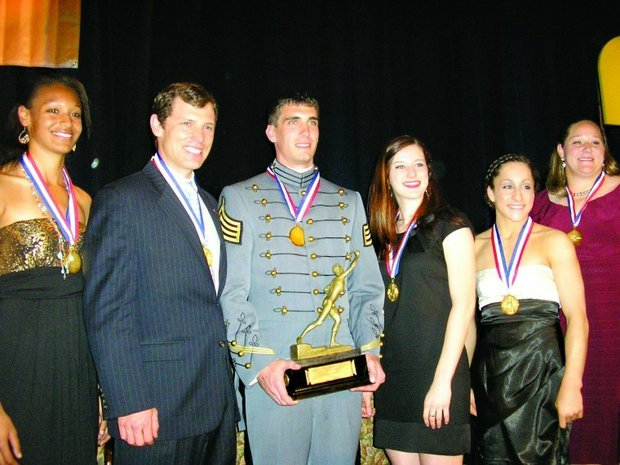 West Point senior Andrew Rodriguez wins the Sullivan Award