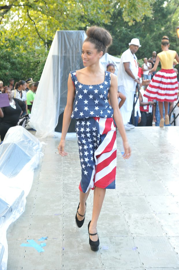 Harlem fashion designers celebrate a Great Day