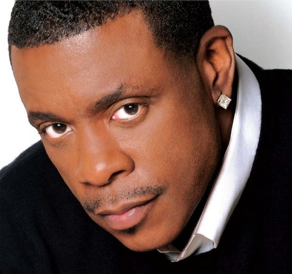 It's been a while since singer Keith Sweat topped the music charts, but I just...