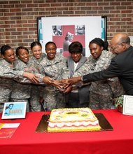 First Black nurse in Army Nurse Corps honored, anniversary celebrated