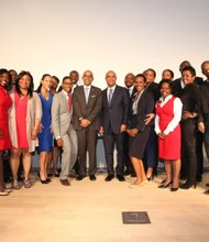 Haitian Roundtable's Haiti Dialogue Series at Hunter College