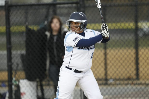 Baruch softball batting to defend its CUNY title