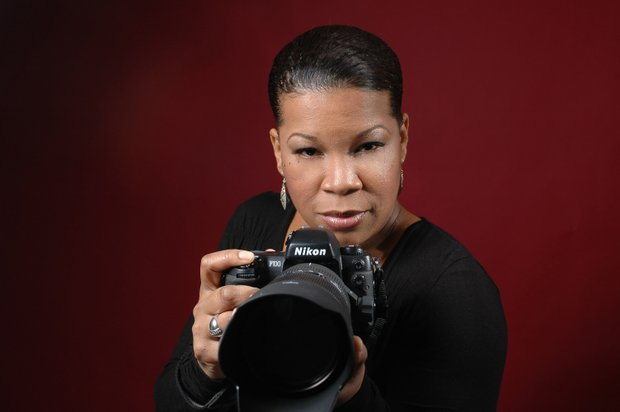 Rowena Husbands, celebrity photographer