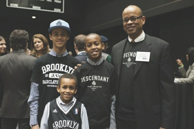 Black Fives Foundation reunites families of long-ago basketball league