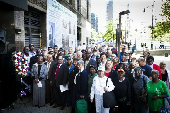 On Sept. 11 of this year, District Council 37 Executive Director Lillian Roberts, joined by...