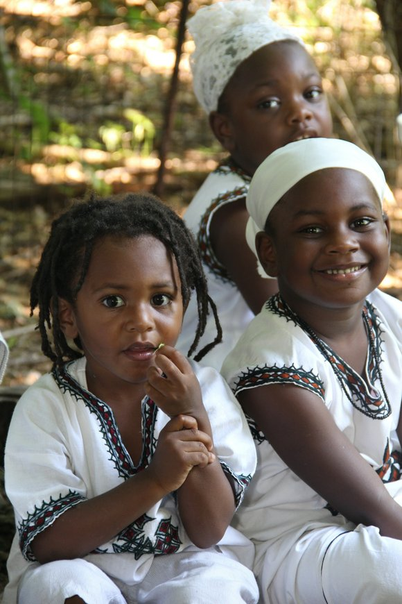 In honor of the many African ancestors who resisted enslavement on the island of Trinidad,...
