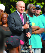 Ray Kelly defends stop-and-frisk