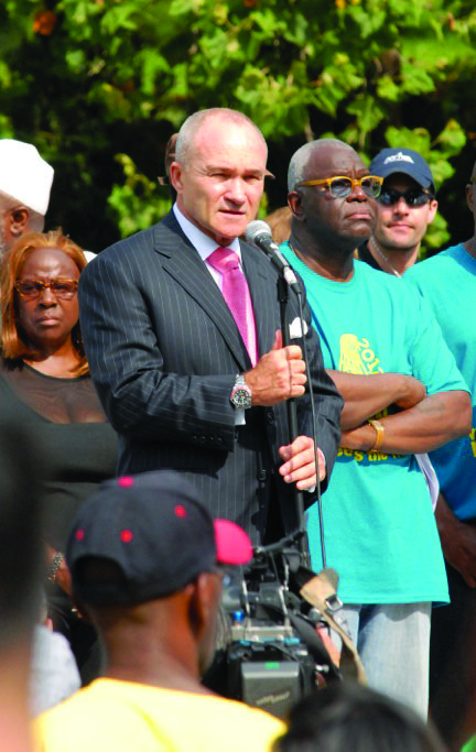 Last Thursday, delivering on a campaign promise that helped him get a landslide victory, Mayor Bill de Blasio announced that ...
