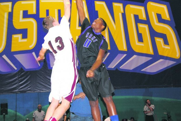 Monroe College's Hoops for a Cure