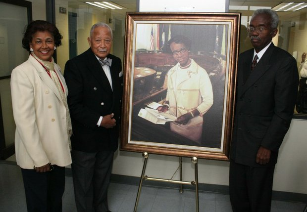 Brooklyn state office building named after Chisholm