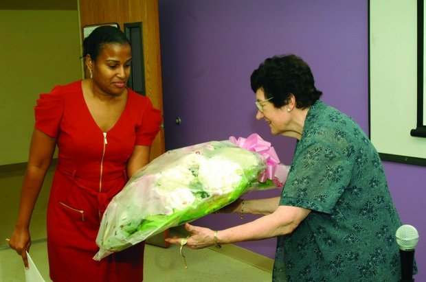 Helene Fuld College of Nursing president retires