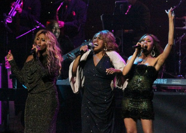 Great black singers of our time