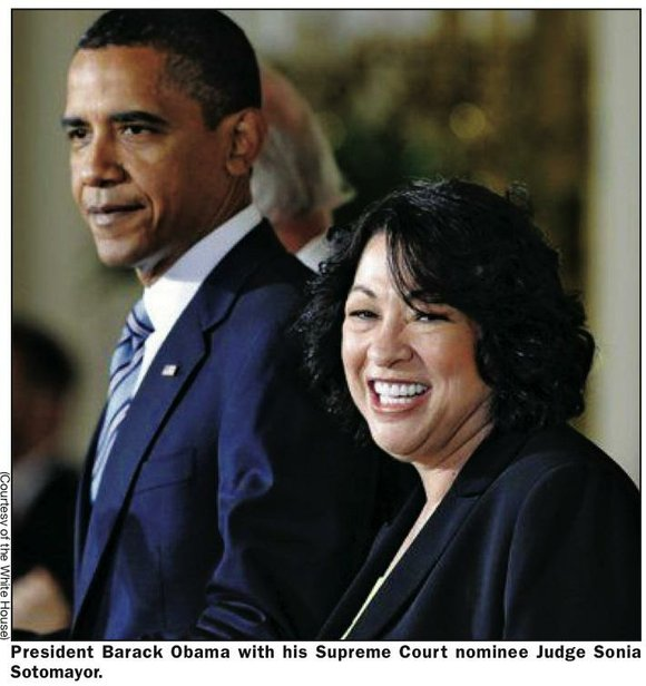 Sonia Sotomayor, a judge on the United States Court of Appeals for the Second Circuit,...