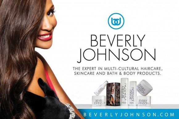 Supermodel Beverly Johnson, the first African-American model to grace the cover of Vogue magazine, recently...