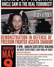 """Hands Off Assata Shakur Day"""