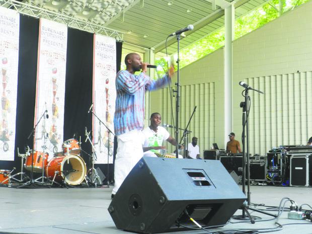 African Diaspora celebrates heritage at MAFRIKA Music Festival
