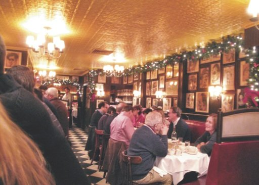 A Minetta Tavern brunch