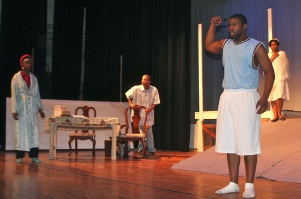 Boys and Girls High School Drama Club present August Wilson's 'Joe Turner's Come and Gone'