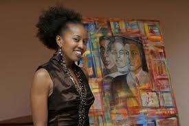 'Art Takes Seoul': Mira Gandy and Ahrum Claiborne