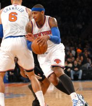 Carmelo, Knicks franchise under intense scrutiny