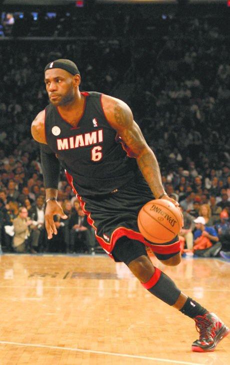 San Antonio Spurs against Miami for NBA championship
