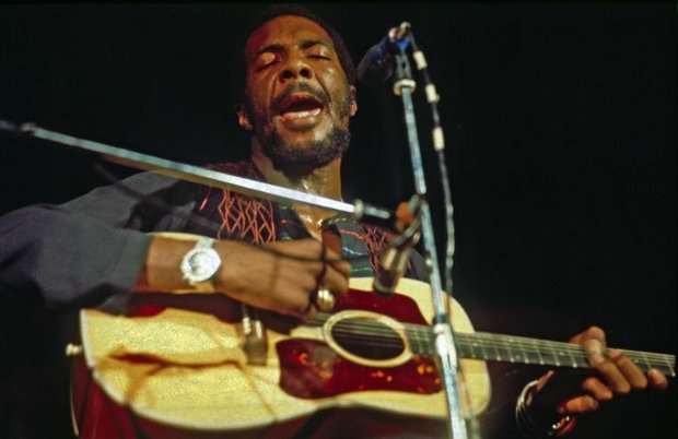 Renowned folk singer Richie Havens, 72,