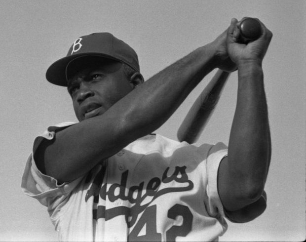 Remembering No.42, Jackie Robinson