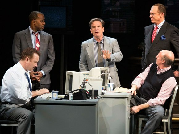 Nora Ephron's play about the life of a journalist is an eye-opener that gives the...
