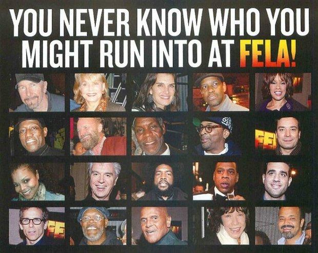 'Fela!' world tour scores Africa Sings! Top Pick of 2011