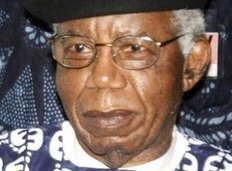 Nov. 15 (GIN) - World-acclaimed Nigerian novelist and professor, Chinua Achebe, has for the second...