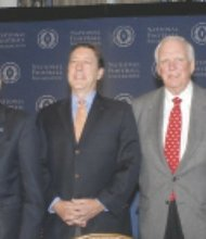 National Football Foundation honors Dr. Roscoe Brown and the 2012 class of legends