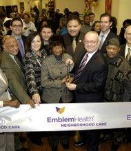 EmblemHealth celebrates Harlem grand opening