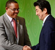 Japan is latest suitor for African resources
