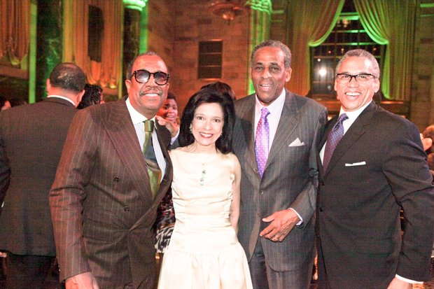 Links honor JPMorgan Chase at biennial gala