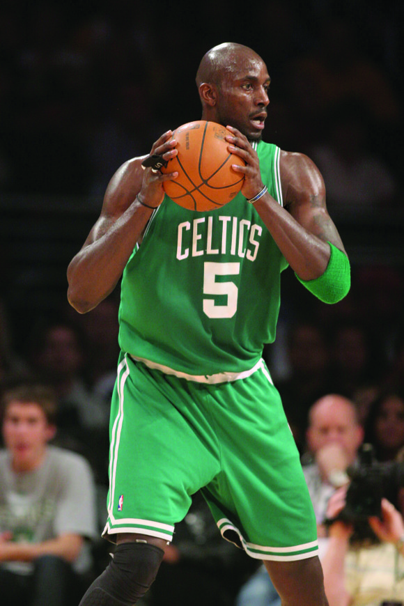 When it comes to public perception of the Boston Celtics' future Hall of Fame forward...
